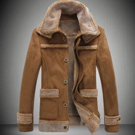Lavado chaqueton, abrigo, gabardina de ANTE, NOBUCK CERRAJE